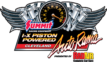 I-X Piston Powered Auto-Rama Cleveland,OH