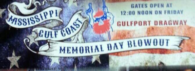 37th Annual Mississippi Gulf Coast Memorial Day Blowout Gulfport,MS