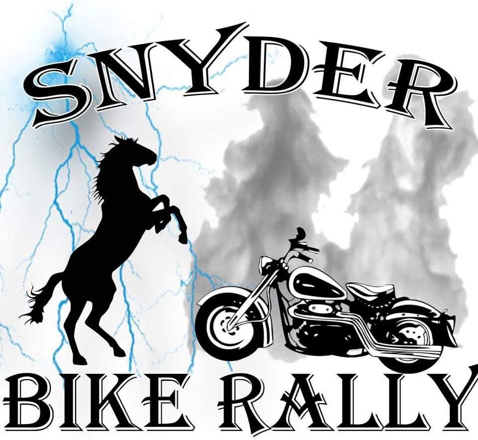2016 Snyder Bike Rally Snyder,TX