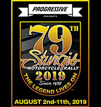 79th Annual Sturgis Motorcycle Rally 2019 			Sturgis,SD