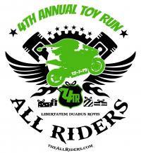 All Riders 4th Annual Toys For Tots Run Deland,FL