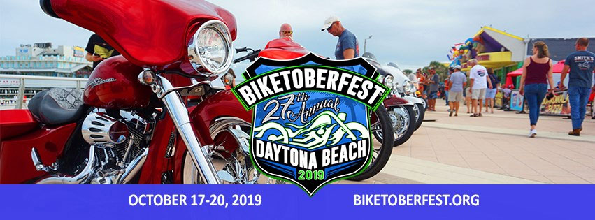 27th Annual Daytona Beach Biketoberfest Daytona Beach,FL