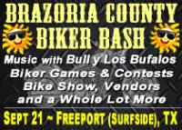 Brazoria-County Biker Bash Freeport,TX