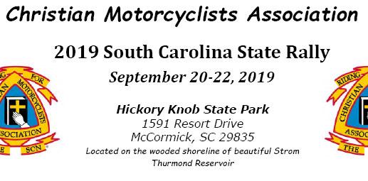 South Carolina State CMA Rally McCormick,SC
