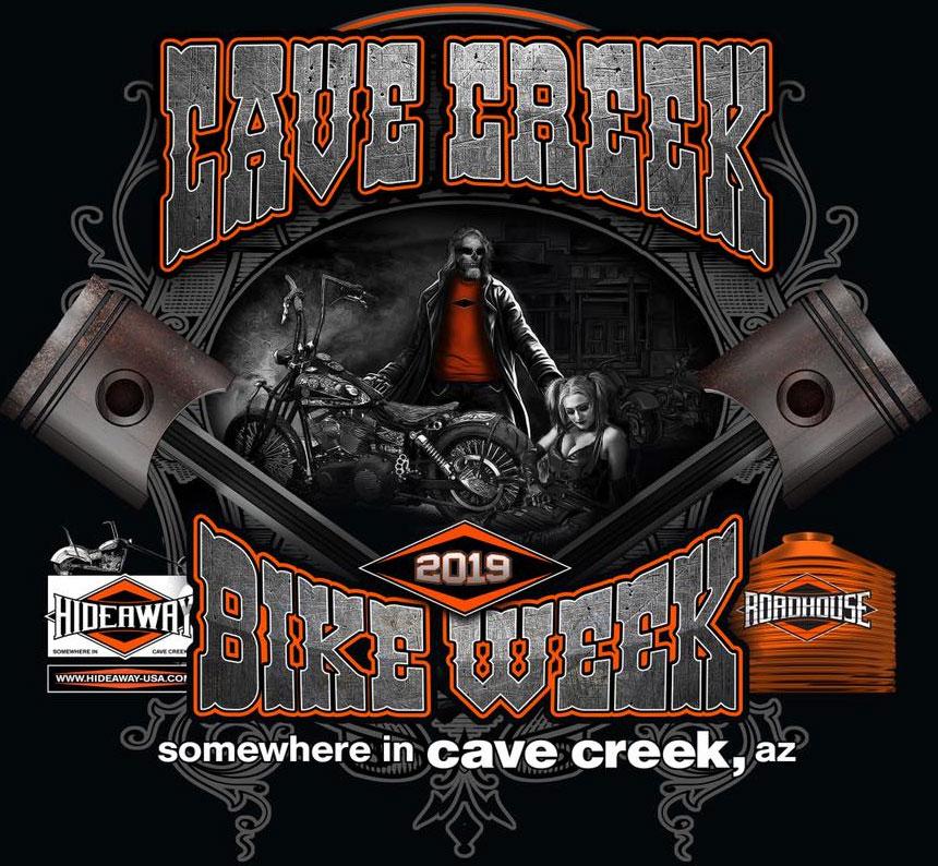 Cave Creek Bike Week 2019 Cave Creek,AZ
