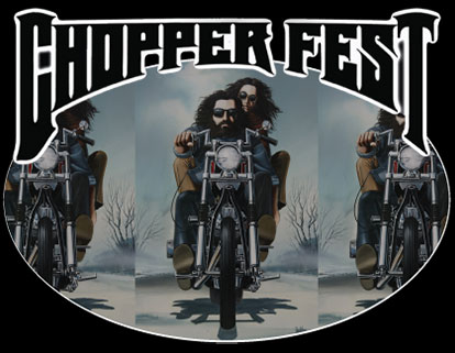 16th Annual David Mann Chopperfest 			Ventura,CA