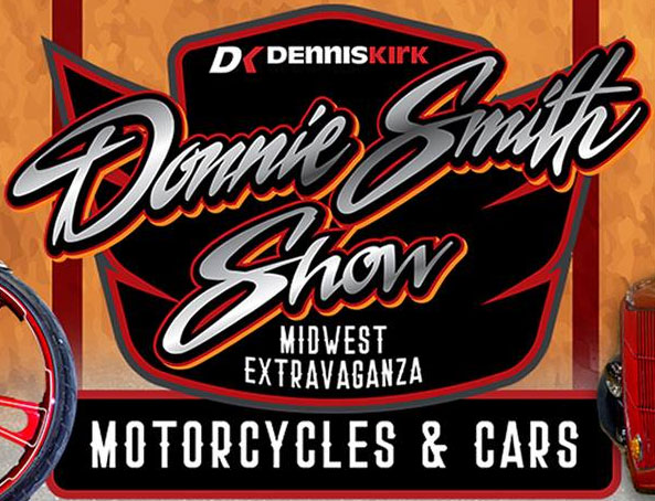 32nd Annual Dennis Kirk Donnie Smith Bike Show St. Paul,MN