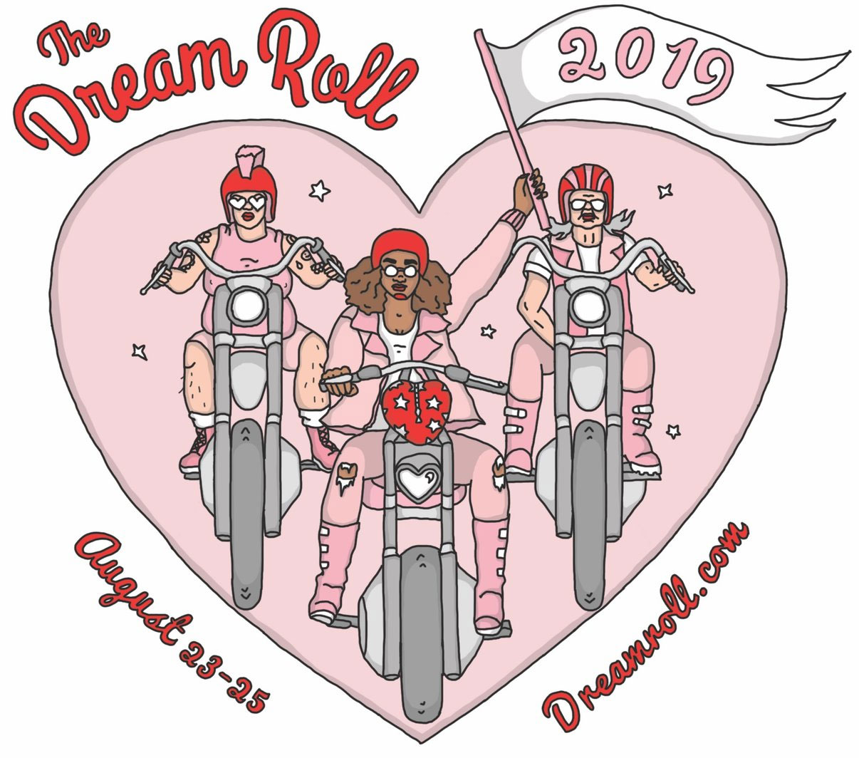 The Dream Roll - Women's Only Motorcycle Camp Trip Ashland,OR