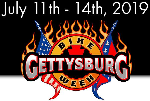 18th Annual Gettysburg Bike Week Gettysburg,PA