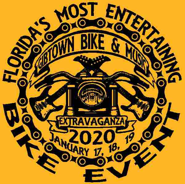 Gibtown Bike Fest 			Riverview,FL