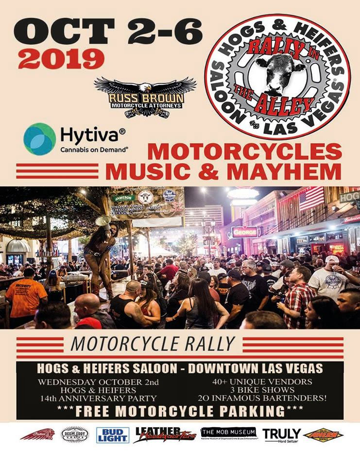 14th Annual Rally in the Alley Las Vegas,NV