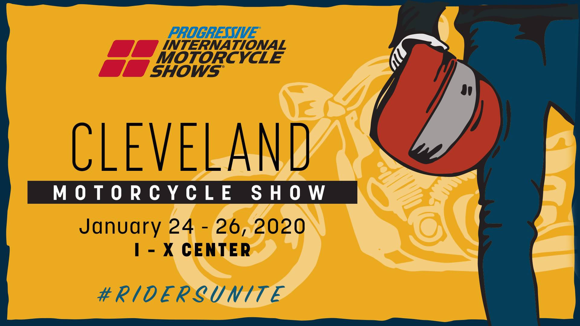 Progressive International Motorcycle Show - Cleveland Cleveland,OH