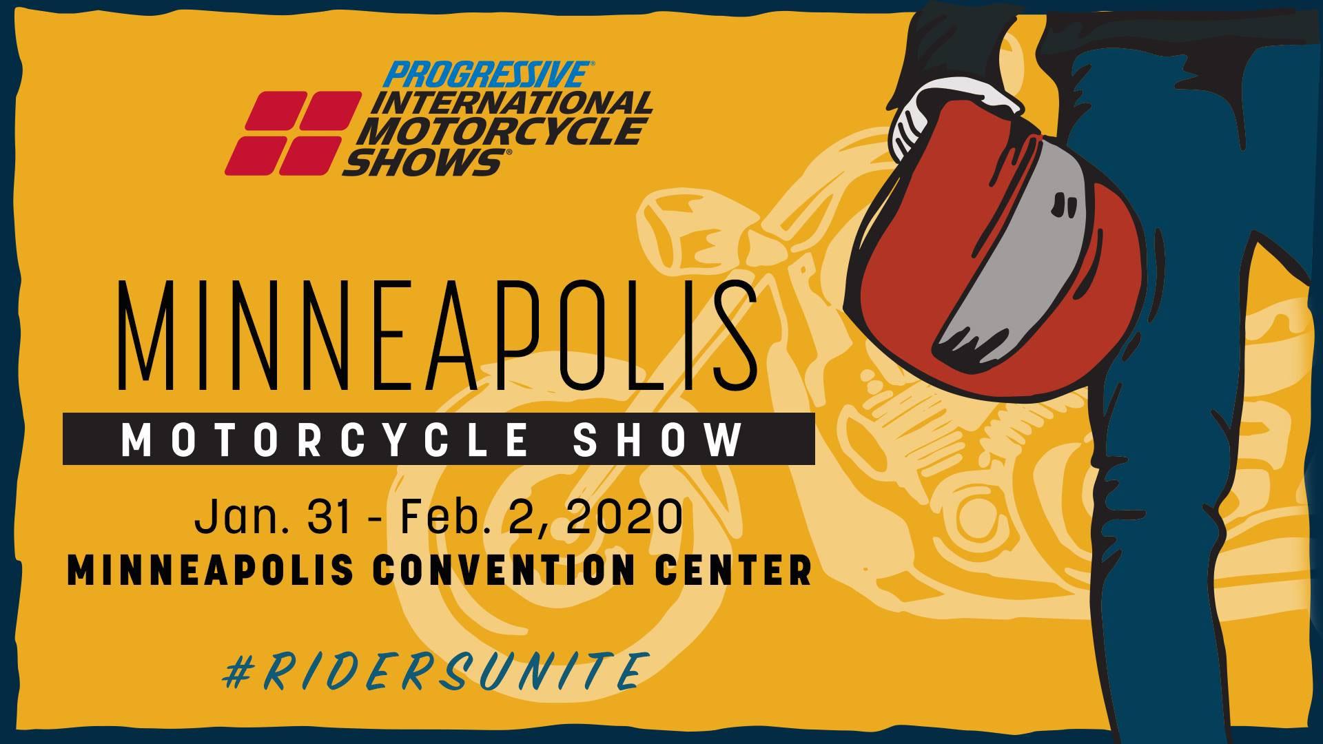 Progressive International Motorcycle Show - Minneapolis Minneapolis,MN