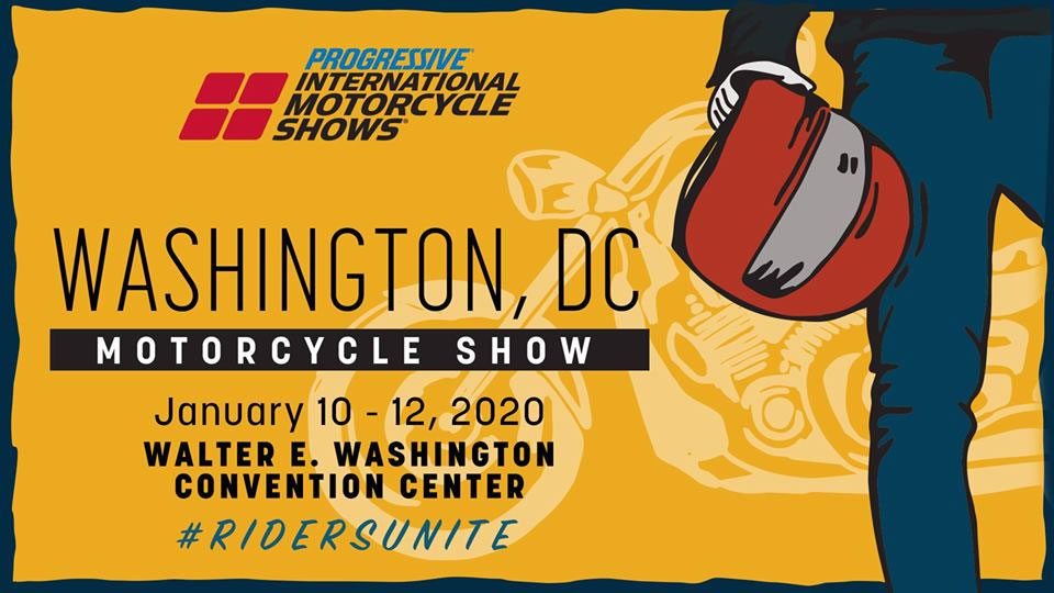 Progressive International Motorcycle Show - Washington DC Washington,DC