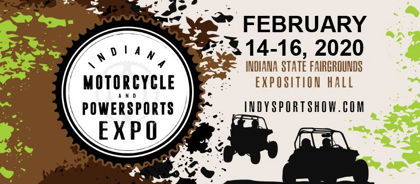 29th Annual Motorcycle & Powersports Expo Indianapolis,IN