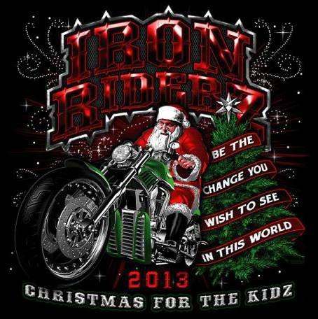 4th Annual Iron Riderz Christmas for the Kidz  Wichita,KS
