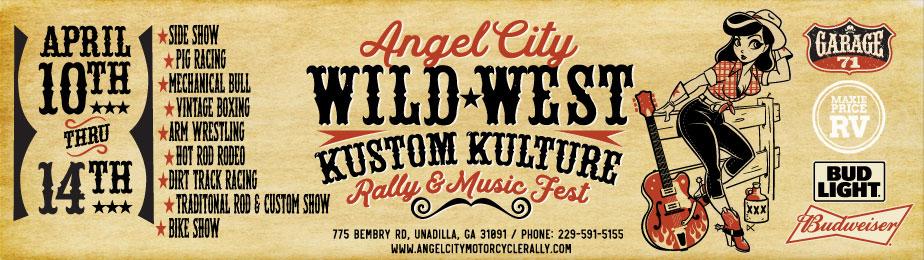 Angel City Spring Motorcycle Rally 2019 Unadilla,GA