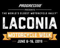 2019 96th Annual Laconia Motorcycle Week 			Laconia,NH