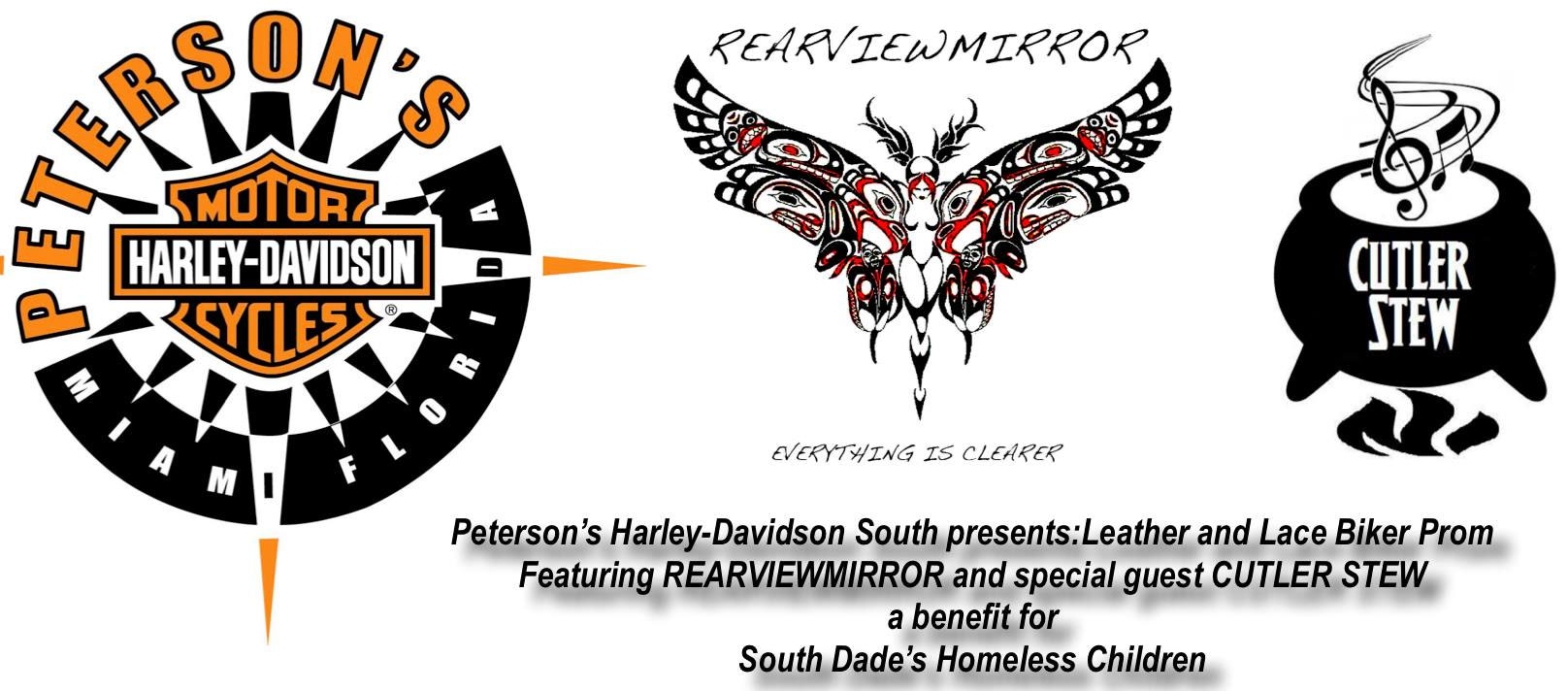 Leather and Lace Biker Prom w/ RVM and Cutler Stew Miami,FL