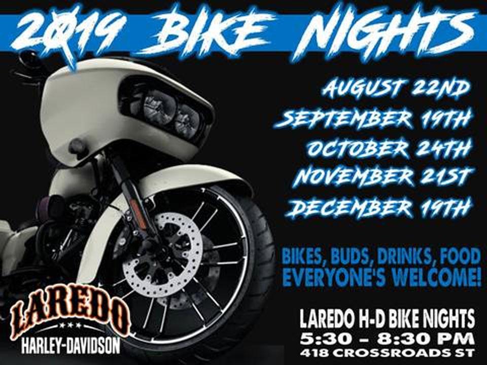 Bike Night at Laredo Harley-Davidson Laredo,TX
