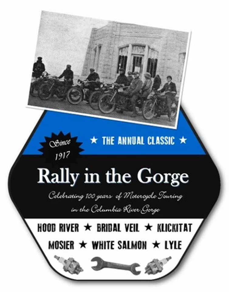 Rally in the Gorge  Hood River,OR