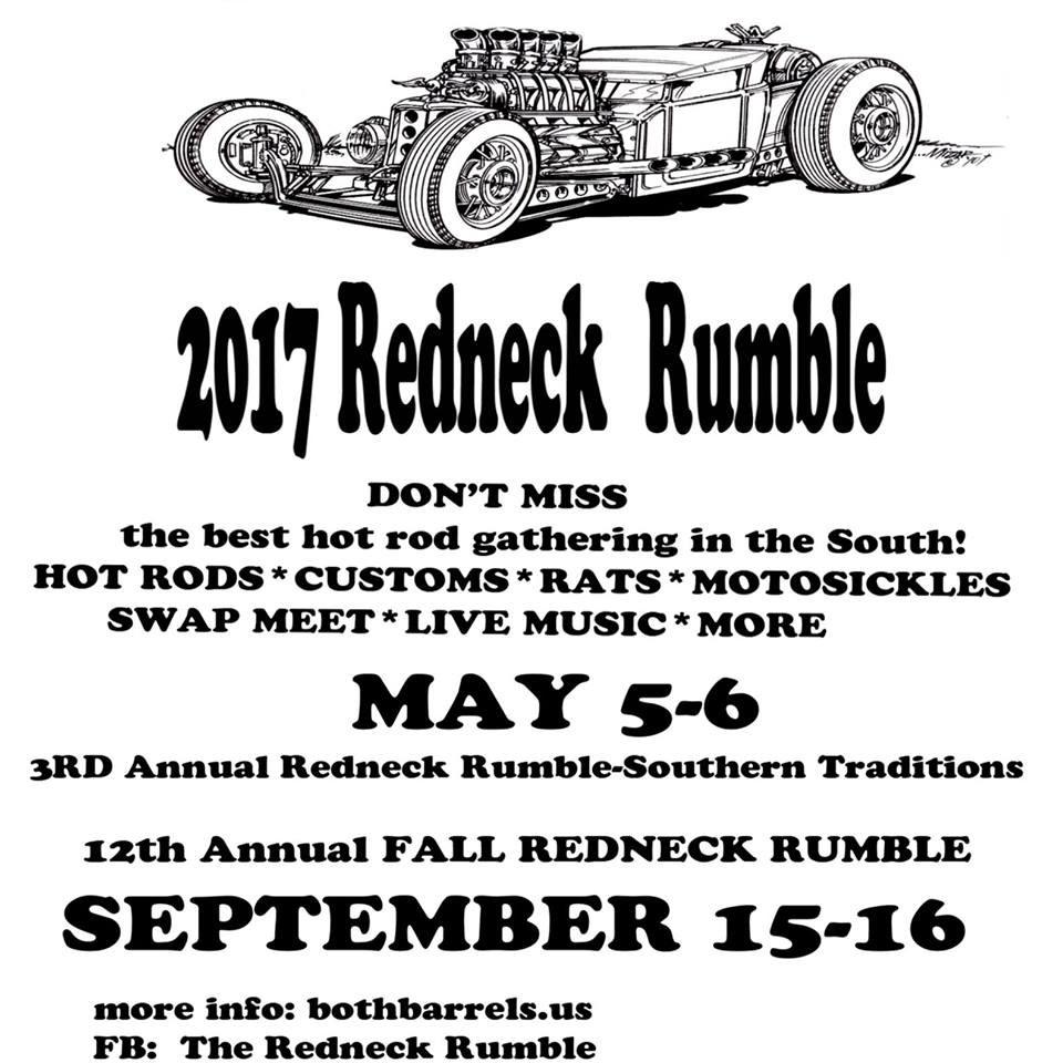 12th Annual Fall Redneck Rumble Lebanon,TN