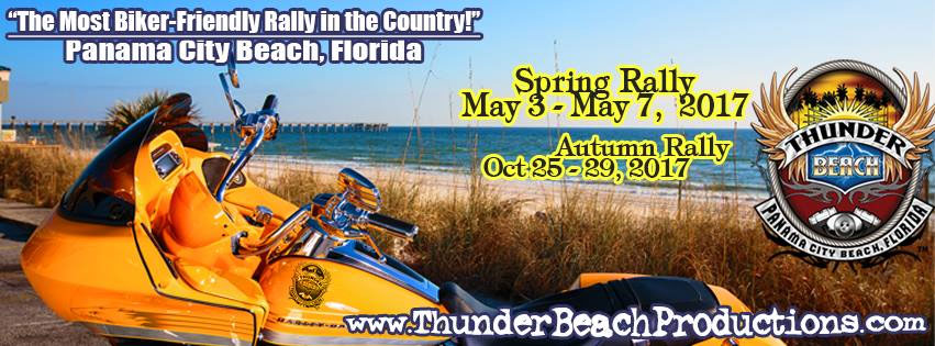 Thunder Beach Rally - Fall Panama City Beach,FL