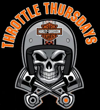 Throttle Thursday Bike Night 			New Port Richie,FL