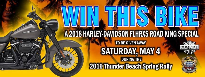 21st Annual Thunder Beach Rally - Spring Panama City Beach,FL