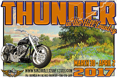 Thunder in the Hill Country Bandera,TX