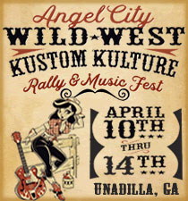 Angel City Spring Motorcycle Rally 2019 			Unadilla,GA