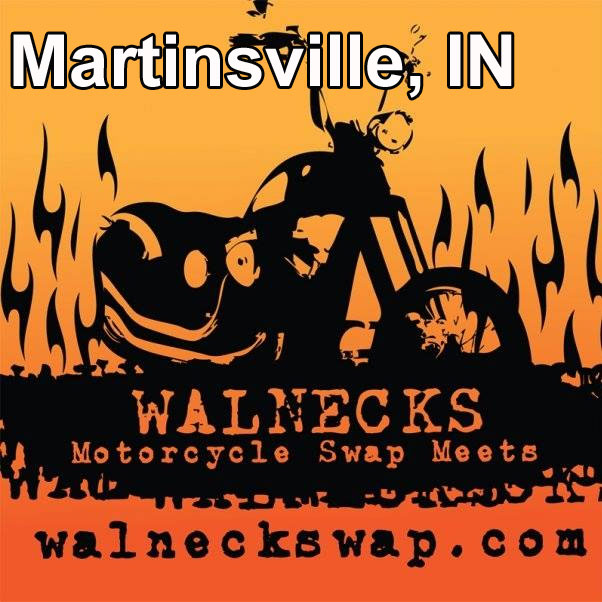 Walneck's Motorcycle Swap - Martinsville 			Martinsville,IN