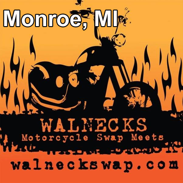Walneck's Motorcycle Swap - Monroe Monroe,MI