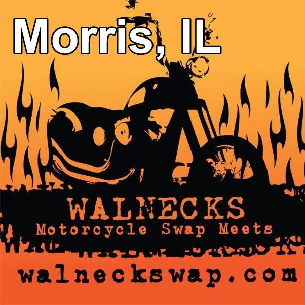 Walneck's Motorcycle Swap Meet - Morris Morris,IL