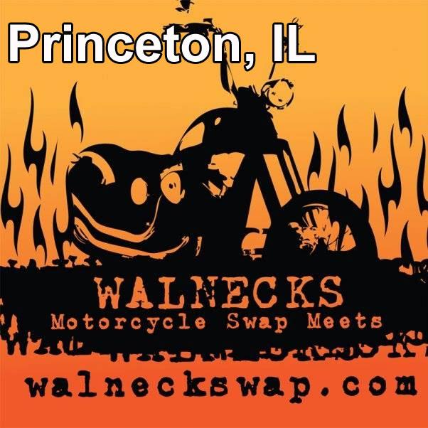 Walneck's Motorcycle Swap Meet - Princeton Princeton,IL