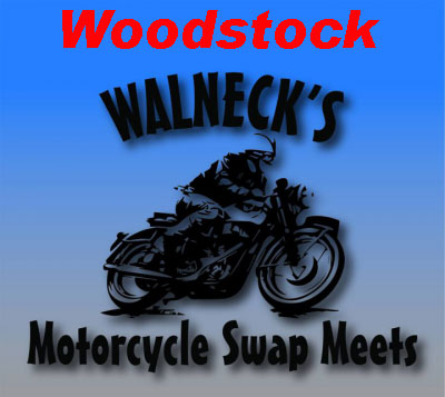Walneck's Motorcycle Swap Meet - Woodstock 			Woodstock,IL