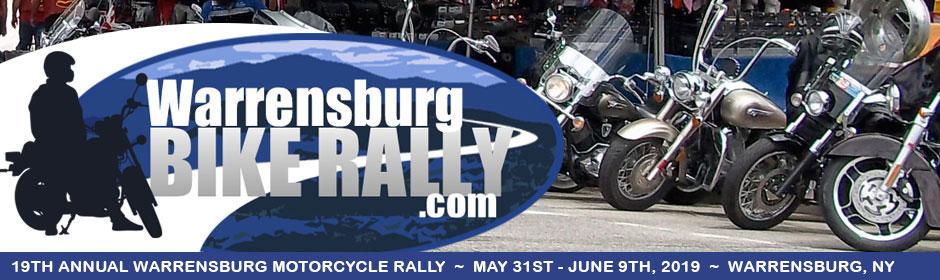 19th Annual Warrensburg Bike Rally Warrensburg,NY