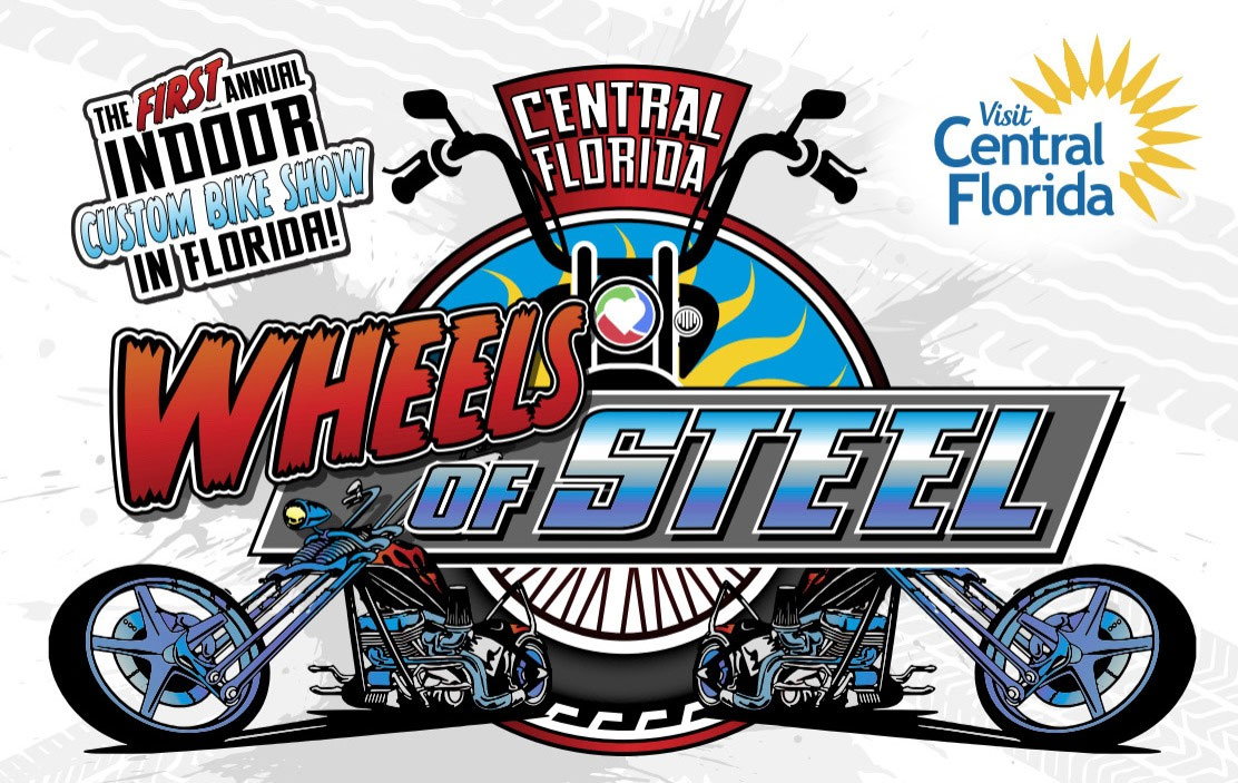 1st Annual Wheels of Steel 			Lakeland,FL