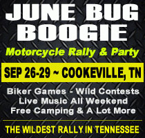 June Bug Boogie Too - Fall Motorcycle Rally Cookeville,TN